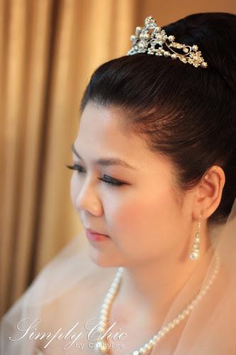 Cherrie Yeoh ~ Wedding Day