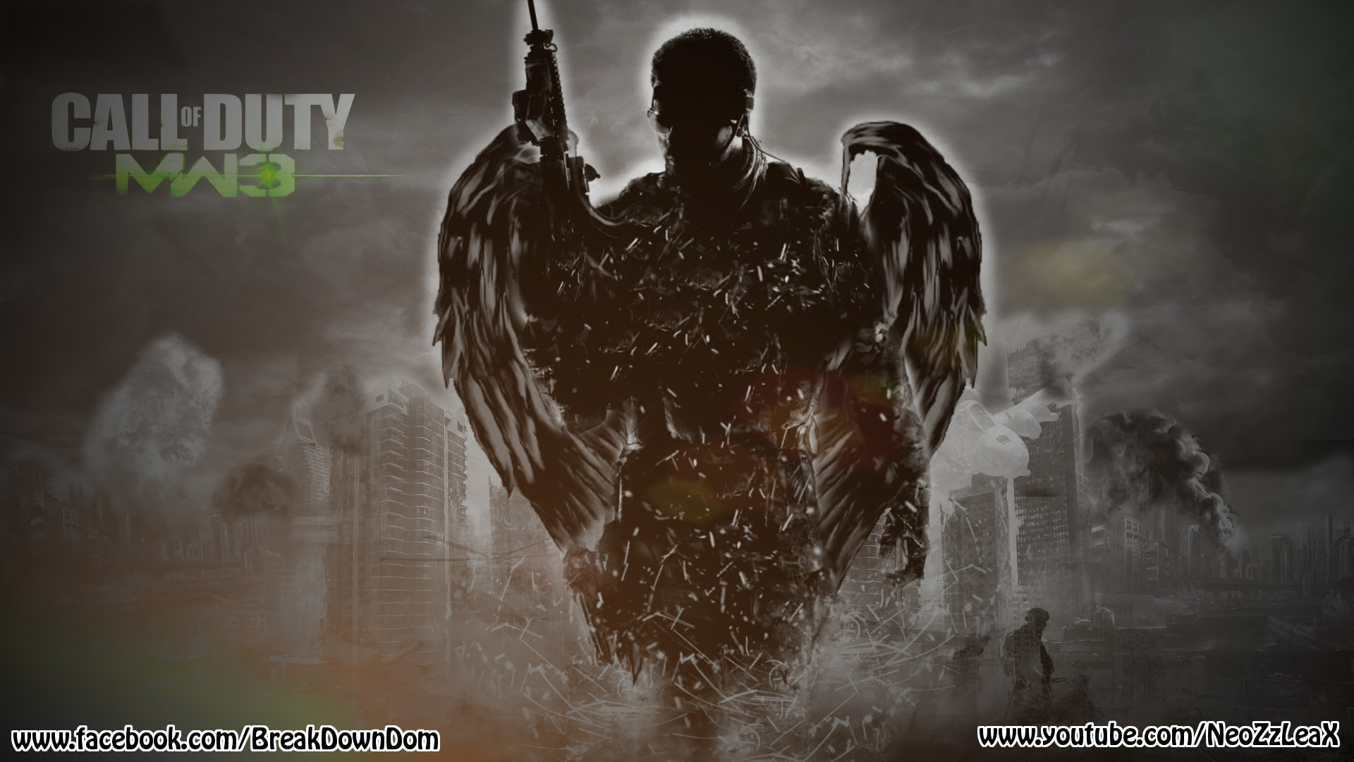 Cod Mw3 Wallpapers 75 Images