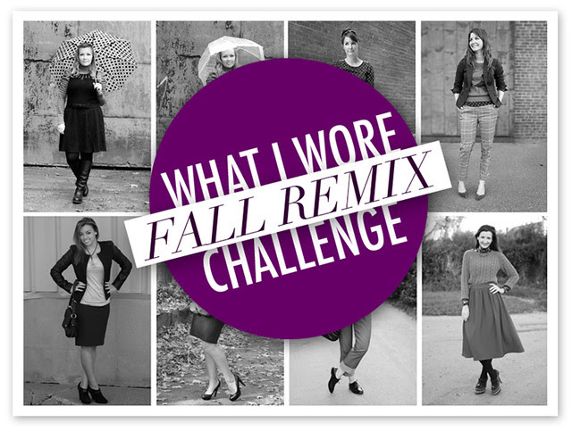 WIW Fall Remix Challenge