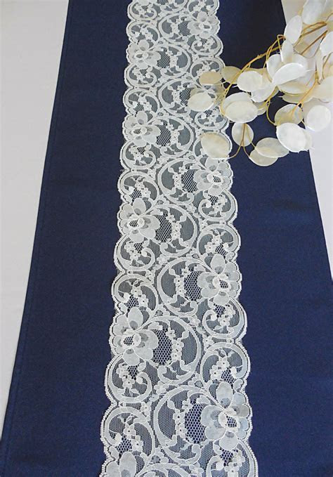 Decor: Enchanting Lace Table Runners For Home Accessories