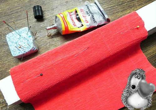Как сделать плюшевый букет