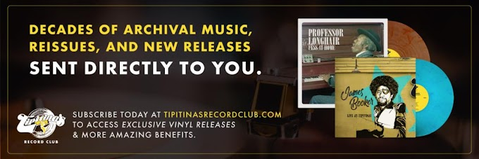 New Orleans' World-Renowned Tipitina's Unveils 'Tipitina's Record Club'