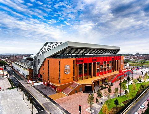 Anfield Stadium Tour - Liverpool F.c | Teklinks