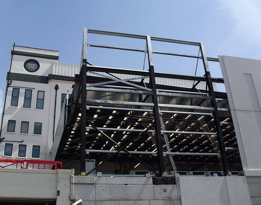 Portfolio | HDM Ltd- Steelwork Design | Fabrication ...