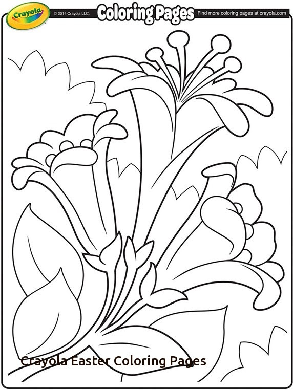 Crayola Easter Coloring Pages at GetColorings.com | Free ...