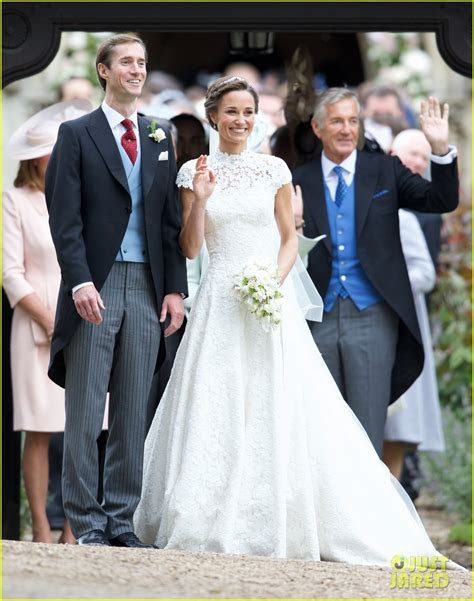 pippa middleton  married   wedding