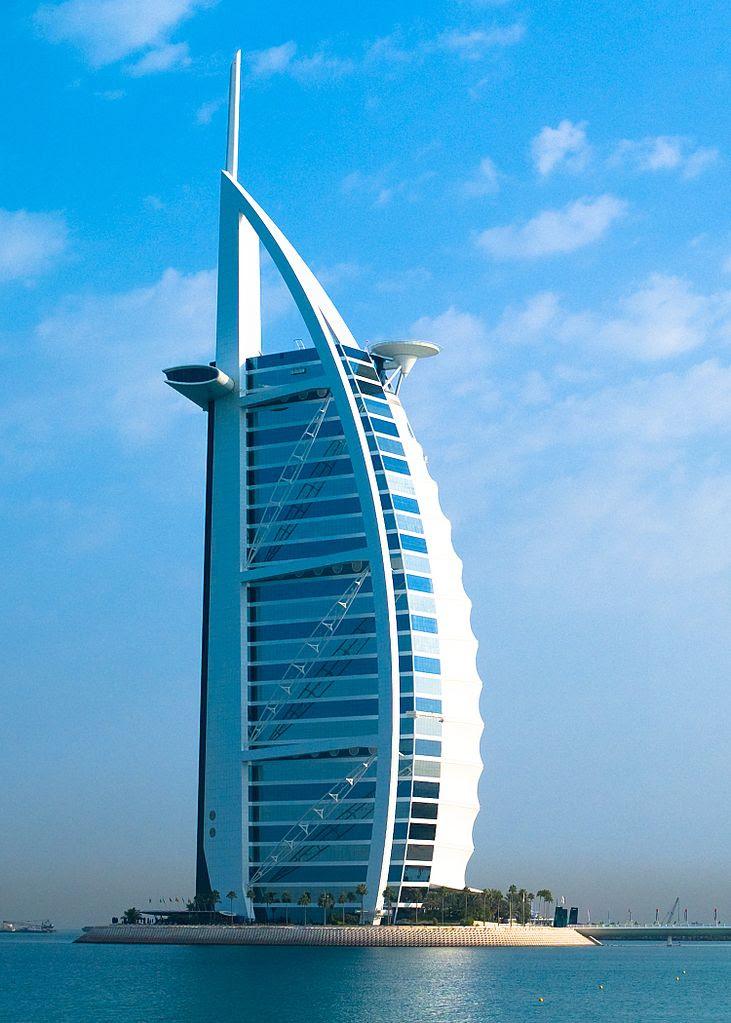 diaforetiko.gr : Burj Al Arab Τα 10 πιο εντυπωσιακά τεχνητά νησιά στον κόσμο!