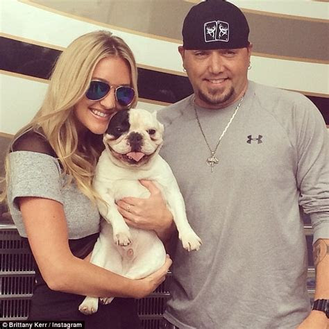 Jason Aldean 'engaged' to former mistress Brittany Kerr