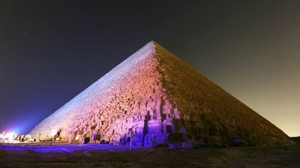 Egipto: partículas de energía revelarán misterios de pirámides