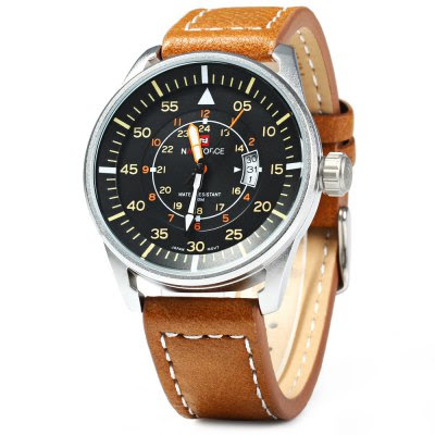 NAVIFORCE NF9044 Men orologio al quarzo