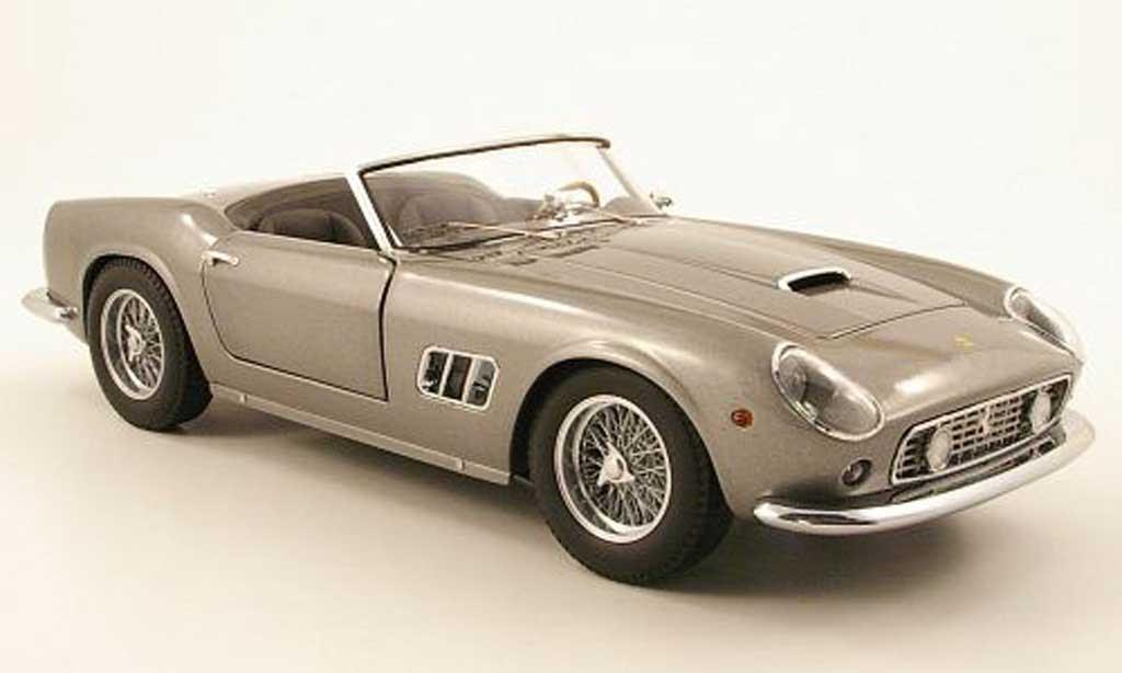 Diecast model cars Ferrari 250 GT California 1/18 Hot ...