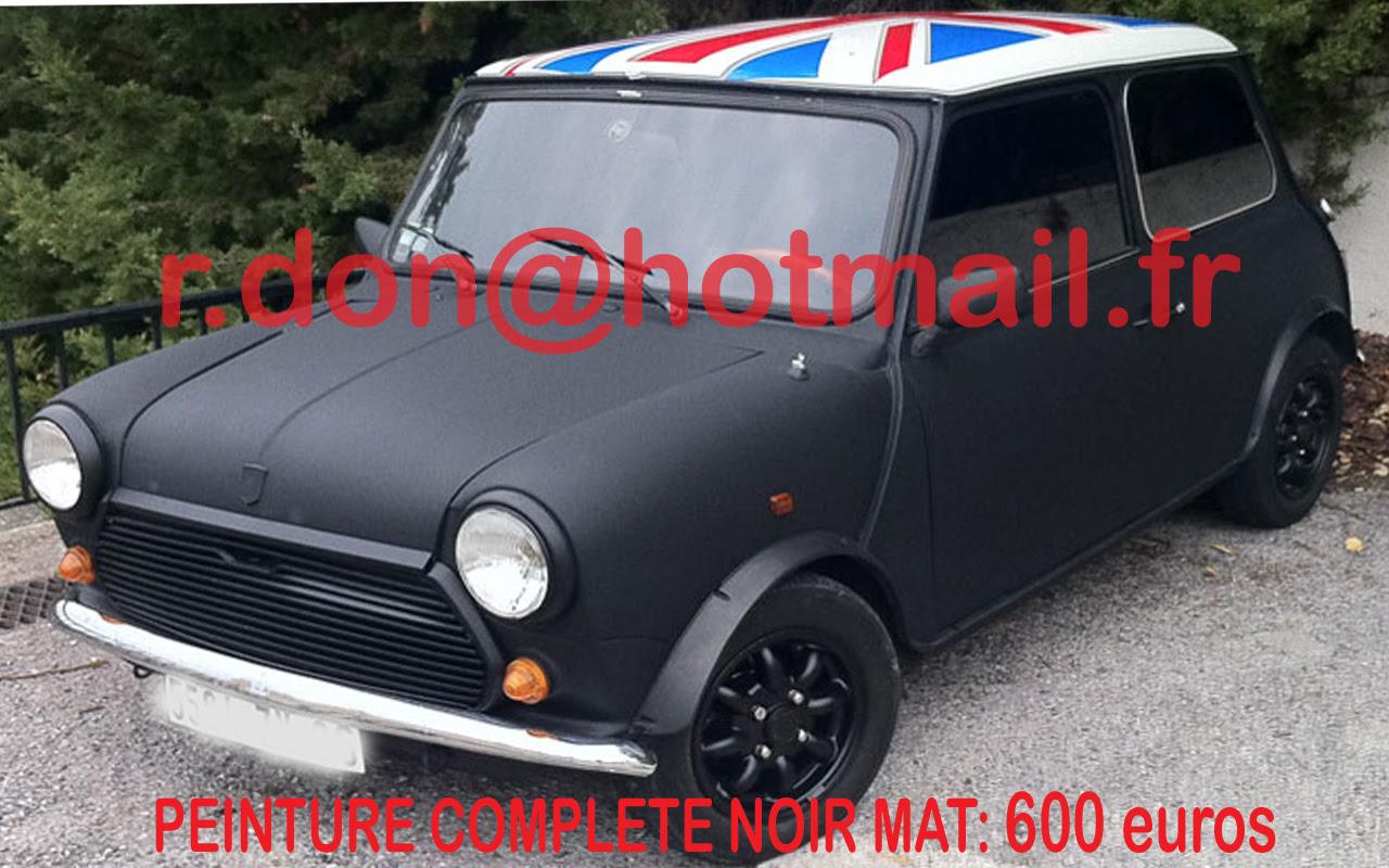 Fiat 500 Mecanique Auto Peinture Carrosserie Auto Peinture Fiat 500