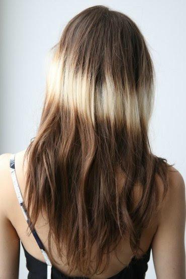 Goede Highlights Hair Que Es - Notable o WD-06
