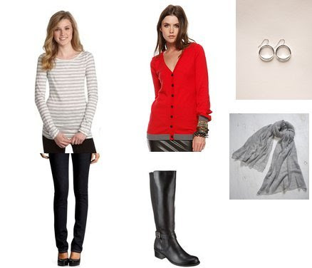 The Limited, American Eagle, Merona, Forever 21
