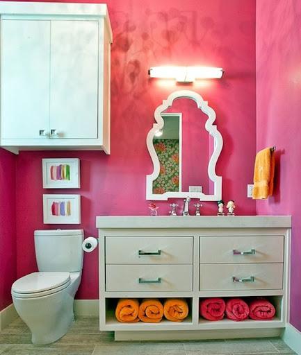 Home Architec Ideas Bathroom Designs For Girls
