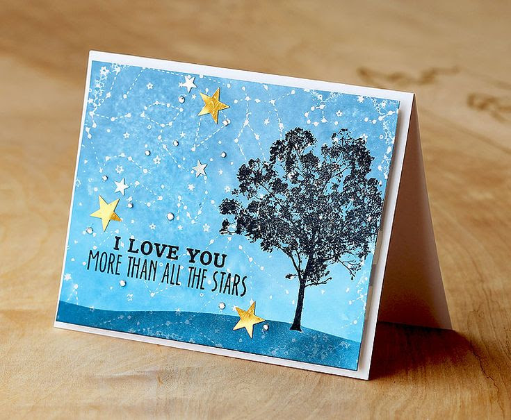 I Love You More Than All the Stars by Lisa Spangler