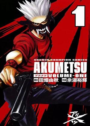 Akumetsu [Manga] [Volúmenes 18/18] [PDF] [MEGA]