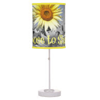 Motivational Choose to Shine Quote Lamps