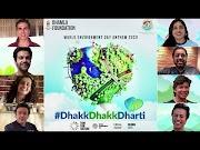 Dhakk Dhakk Dharti lyrics  World Environment Day 2020