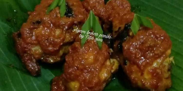 Resep Ayam Bakar Paniki Oleh Titin Gisa