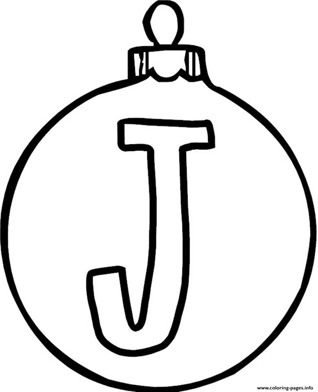 Ornaments Christmas Coloring Pages at GetDrawings | Free ...