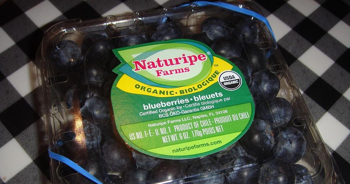Organic Frozen Blueberries Whole Foods