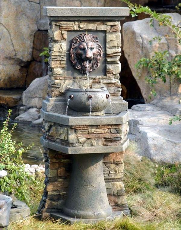 Relaxing Indoor Fountain Ideas (2)