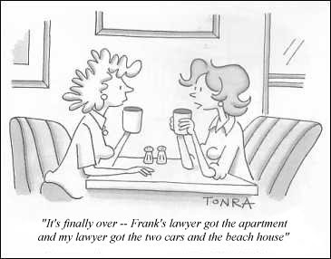Divorce Lawyers!