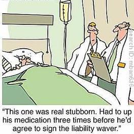 Malpractice.
