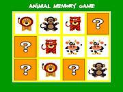 Jogar Animal memory game Jogos
