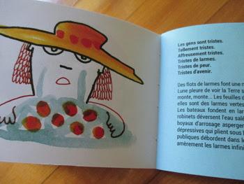 Jacinthe Chevalier zine livre expozine