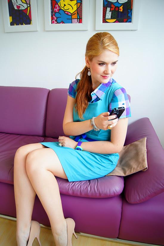 Blue & Purple by The Joy of Fashion (5)