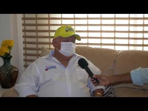 Alcalde Tete invita a opositores a trabajar 'De la mano con el Pueblo' de Ciénaga