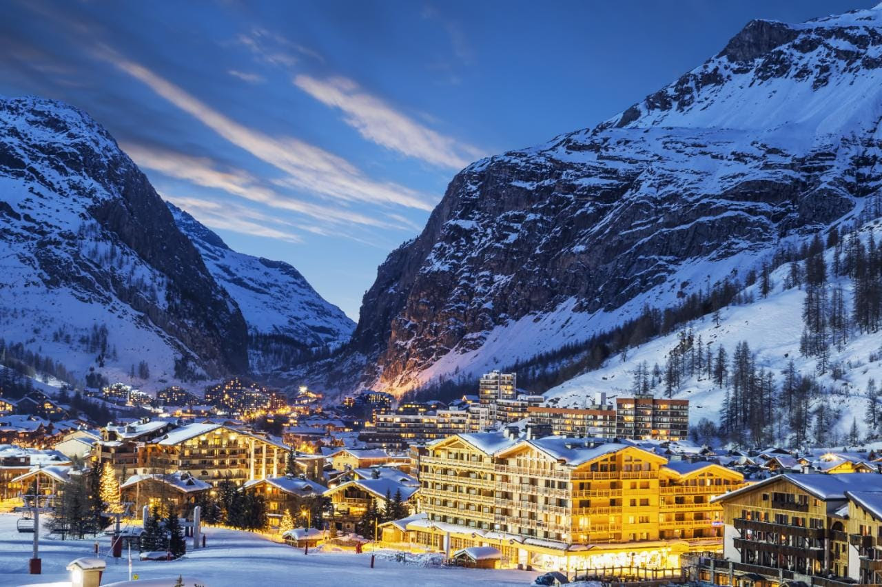 Why Val dIsre is our favourite ski resort