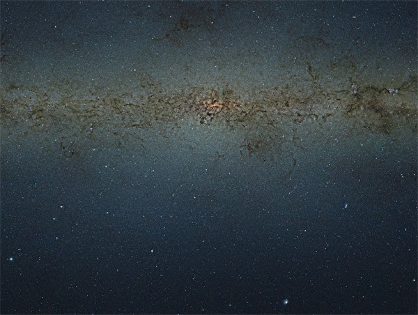 DNP 9gigapixel image of the Milky Way reminds us how small we truly are