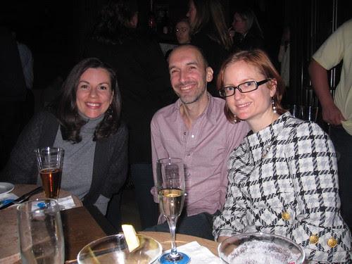 Elizabeth, Peter, and Trena