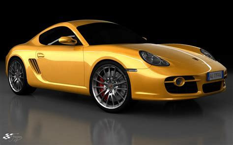 50 Stunning 3D Car Renders   noupe