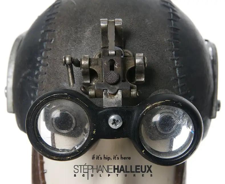 Halleux sculptures hero 1 IIHIH