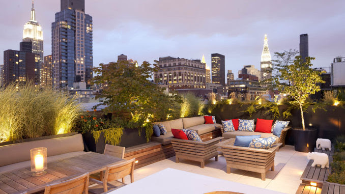 Rooftop Garden Escape WE Design New York USA9 678x381
