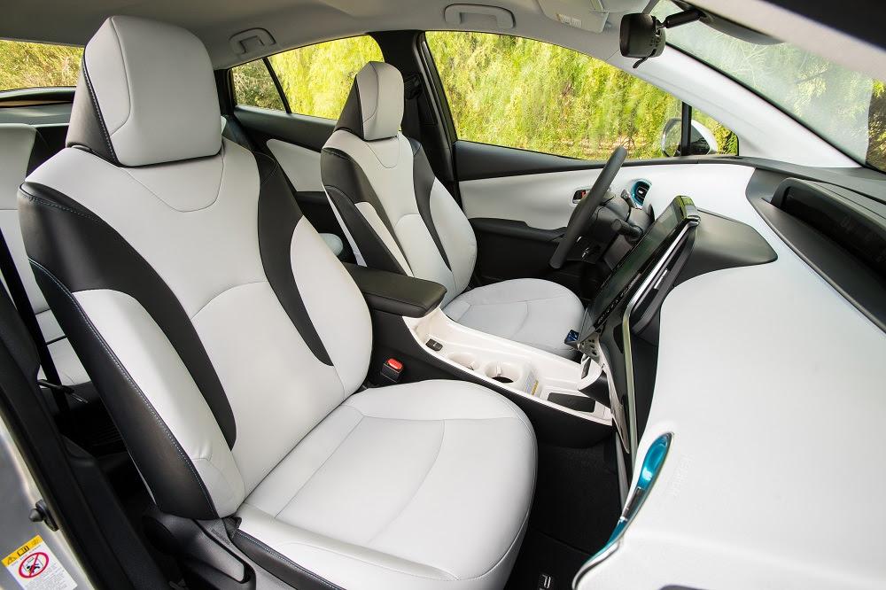 PREVIEW: 2017 Toyota Prius Prime Plug-In EV - Back By ...