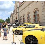 Cluny   [DIAPORAMA] Plus de 20 000 visiteurs à la rencontre européenne des véhicules de cinéma