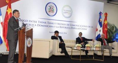 """Xiaoyuan: """"En AL operan más de 2,000 empresas chinas""""."""