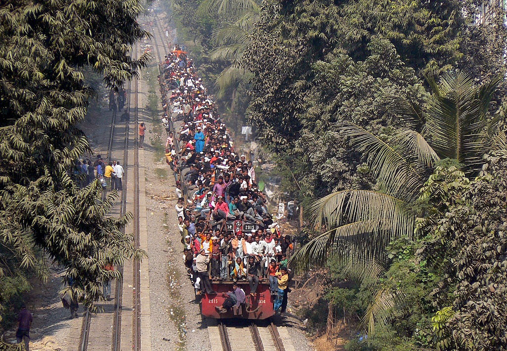 Todos a bordo para Bangladesh - Biswa Ijtema 2014 02
