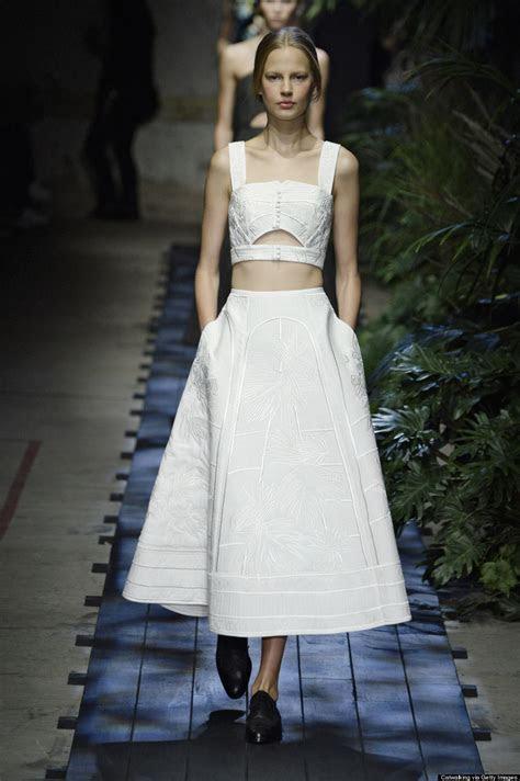 Wedding Dress Ideas From The Spring 2015 Runways (PHOTOS)