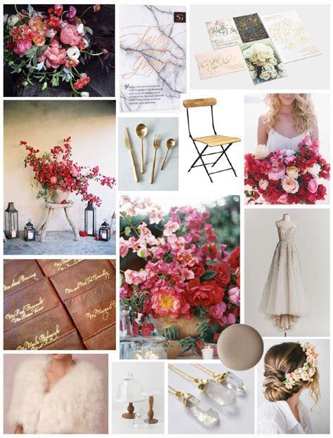 Design Board // Biddle Ranch Wedding Shoot ? Lovelyfest