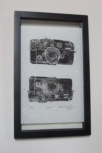 'shoot' frames