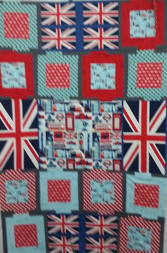 Quilt Top from BB Bee by punkrockertracey