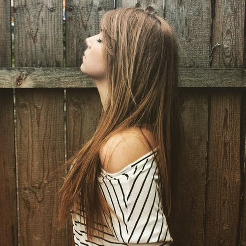 Hairstyle For Long Hair With Angled Layers