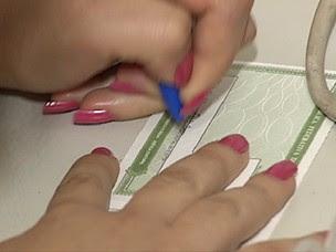 Quem não regularizar o título não poderá votar nas eleições de 2012 (Foto: Reprodução / TV Tem)
