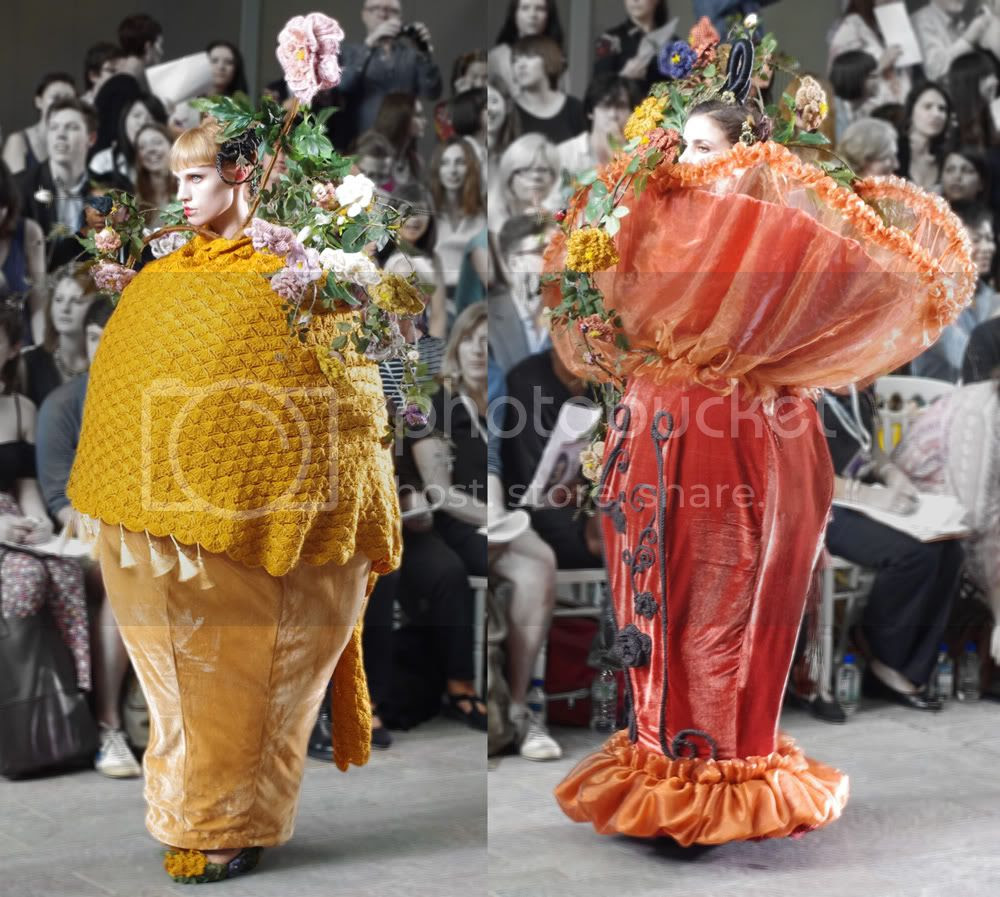 Fei Feng (Fashion Knitwear) CSM BA Press Show